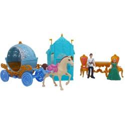 Set jucarie, Beauty Toys, Castelul din poveste