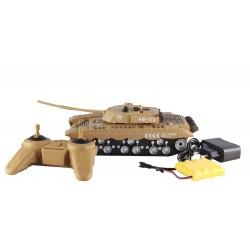 Tanc militar cu radiocomanda