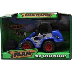 Tractor cu cilindru de tasat
