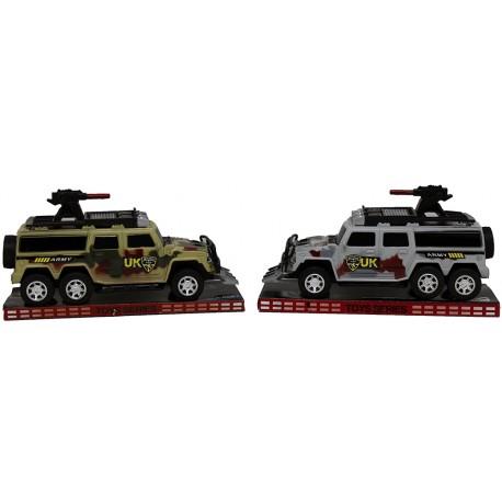Jeep armata