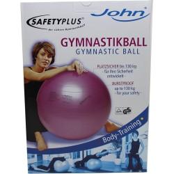 Minge de gimnastica JOHN Safety Plus 65cm