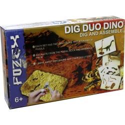 Set arheolog 2 dinosauri mici
