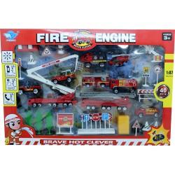 Set pompier 40 piese